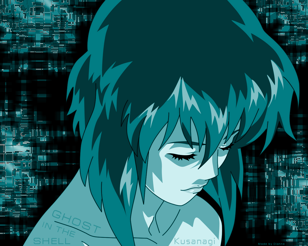 Ghost In The Shell Wallpaper By Blueexcelsior On Deviantart Ghost In The Shell Anime Ghost Ghost