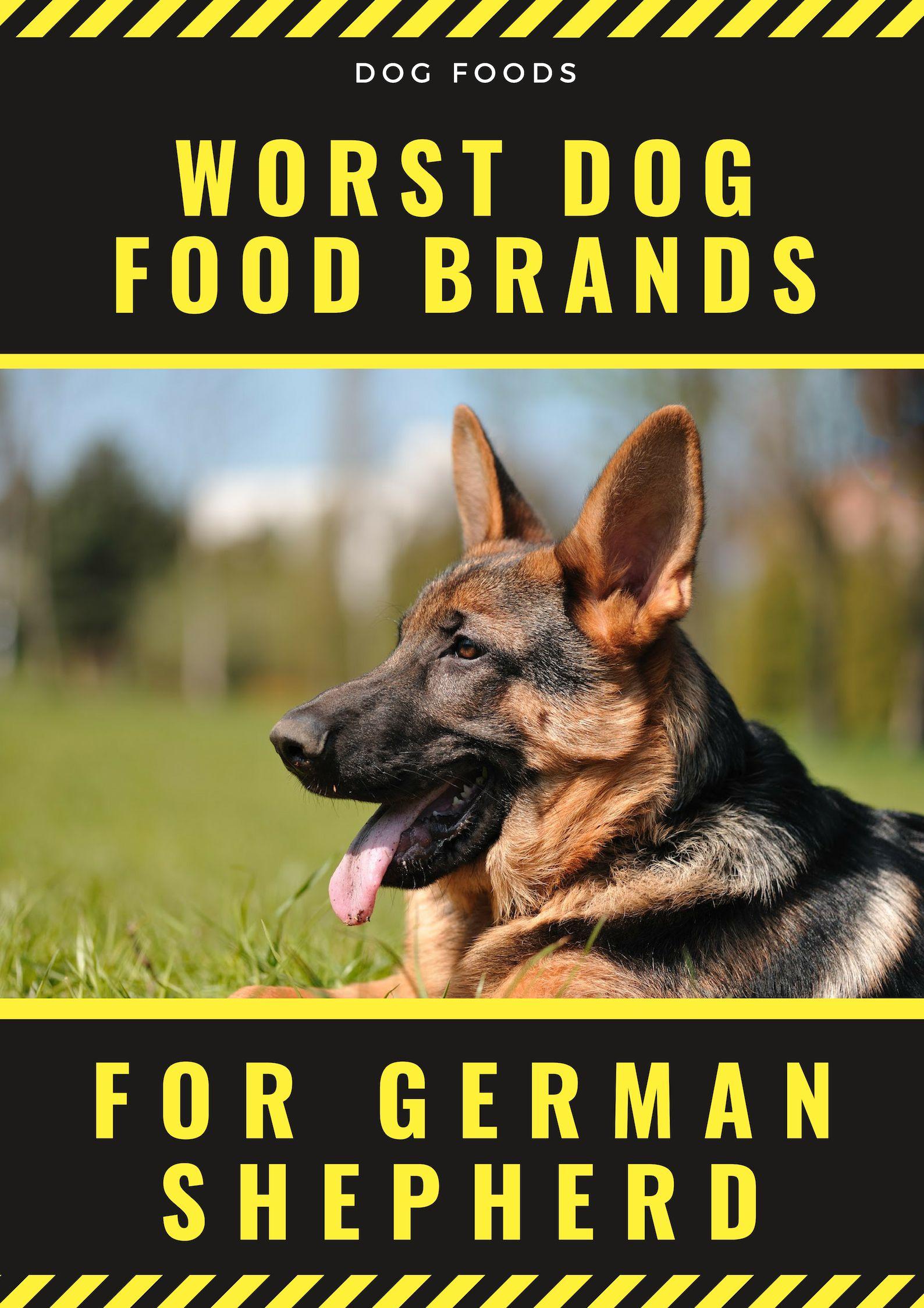 4 Dog Food Brands To Avoid Black Dog Food Recipes Dog Food