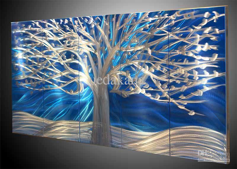 Metal sculpture art wall art original abstract art metal