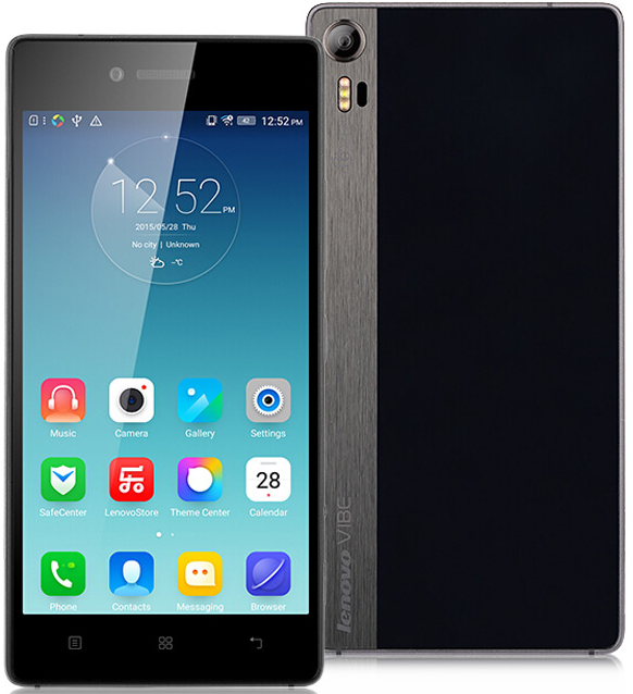 LENOVO VIBE SHOT Z90-7 STOCK ROM FIRMWARE FLASH Lenovo VIBE