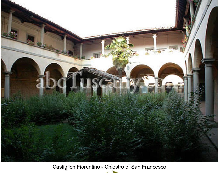 Chiostro of San Francesco