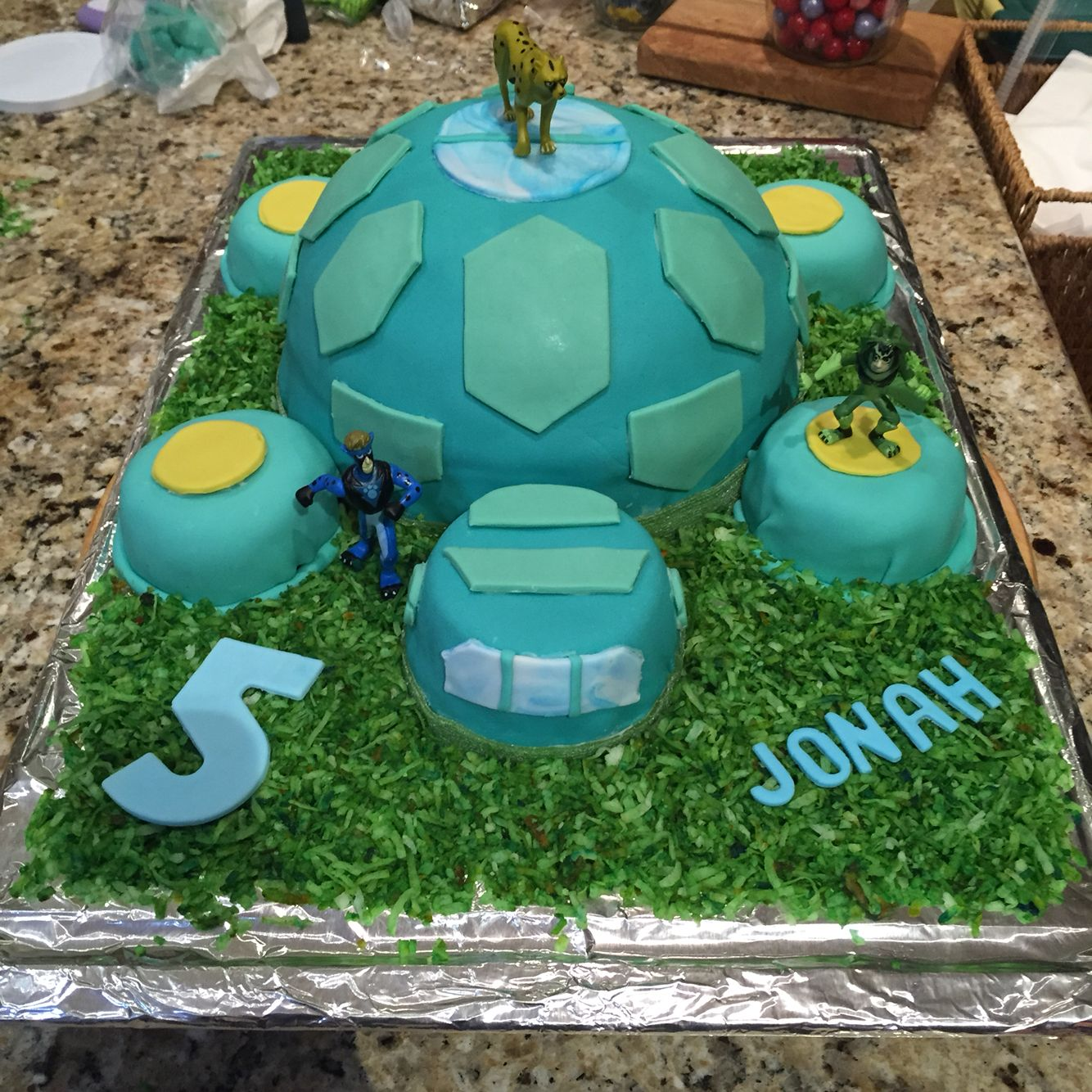 Wild Kratts Tortuga Cake Party Ideas Pinterest Wild Kratts