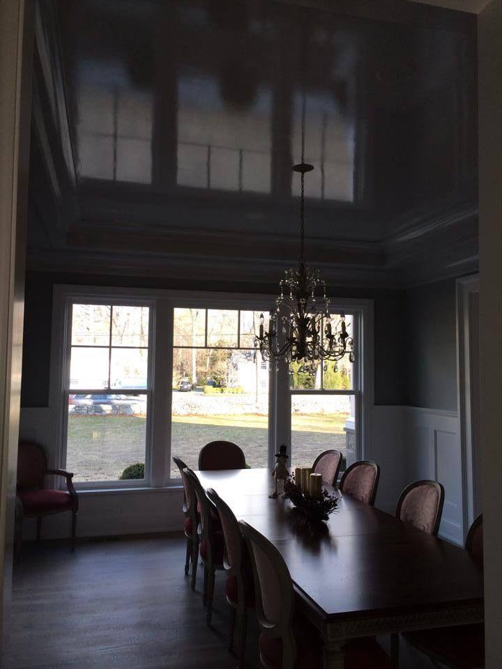 High Gloss Ceiling Fine Paints Of Europe Hollandlac