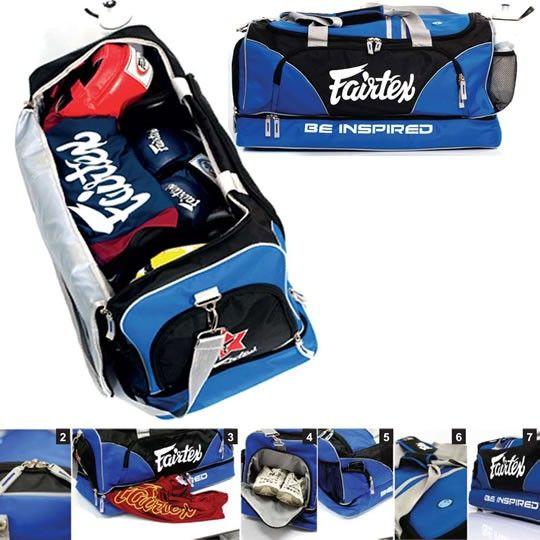 d18040e1f15f Fairtex Gym Bag - BAG2 4   Gym Bags   Gym bag, Duffel bag, Bags