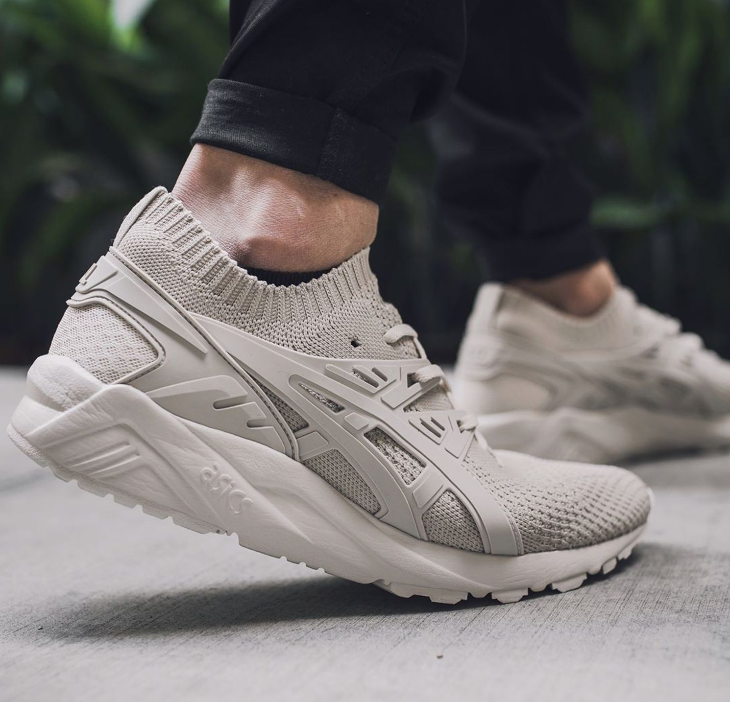 28722bda5d7 asics gel kayano trainer knit low 2