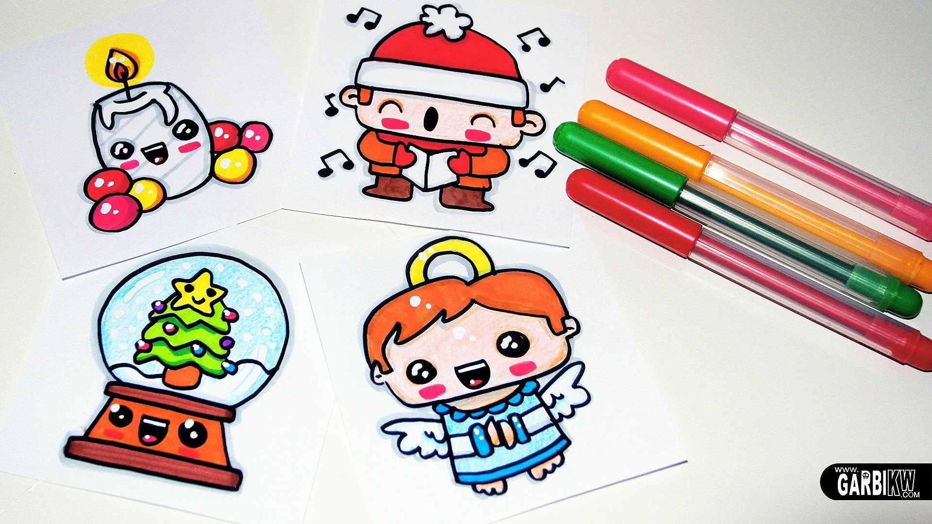 How To Draw A Christmas Holiday Wreath Easy Youtube Christmas Pictures To Draw Cute Drawings Christmas Drawing