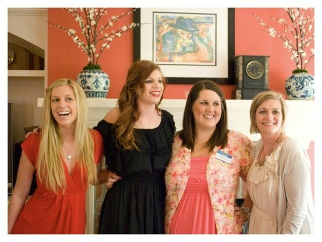 Kim, Khaki, Allie and Cassie...four beautiful women inside and out! Check them out on www.tystyleme.com