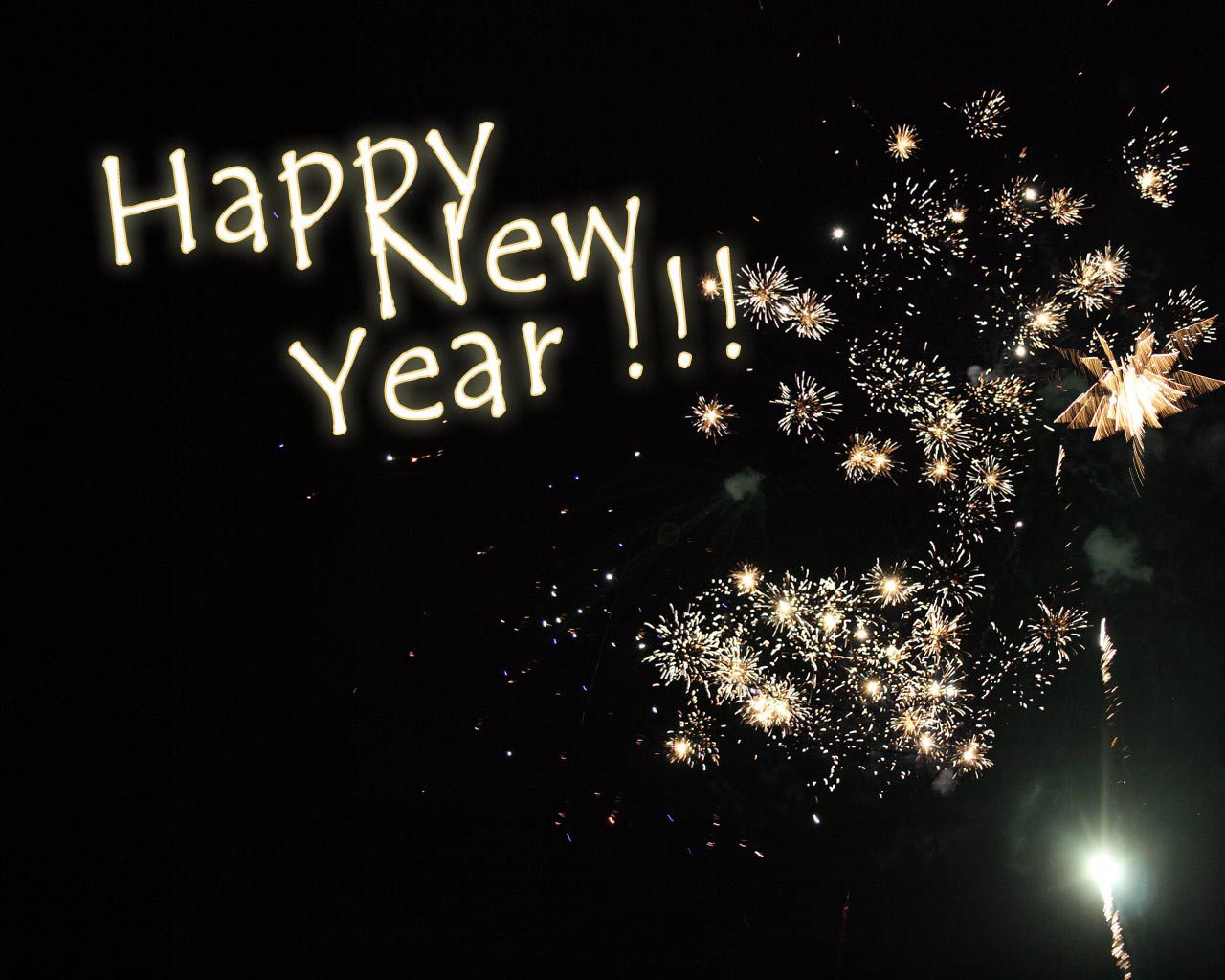 Happy New Year HD Wallpapers  Elsoar