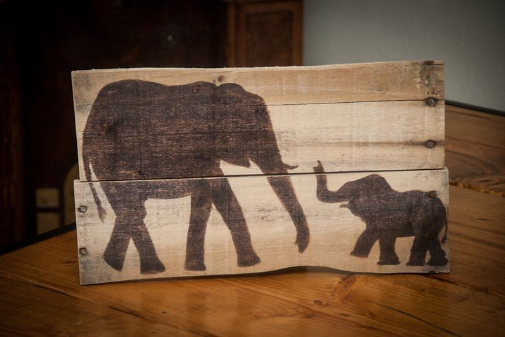 Elephant Decor Elephant Nursery Elephant Home Decor Elephant Wall Decor Pallet Art Rustic Ho Shabby Chic Wall Decor Bathroom Wall Decor Art Elephant Wall Decor