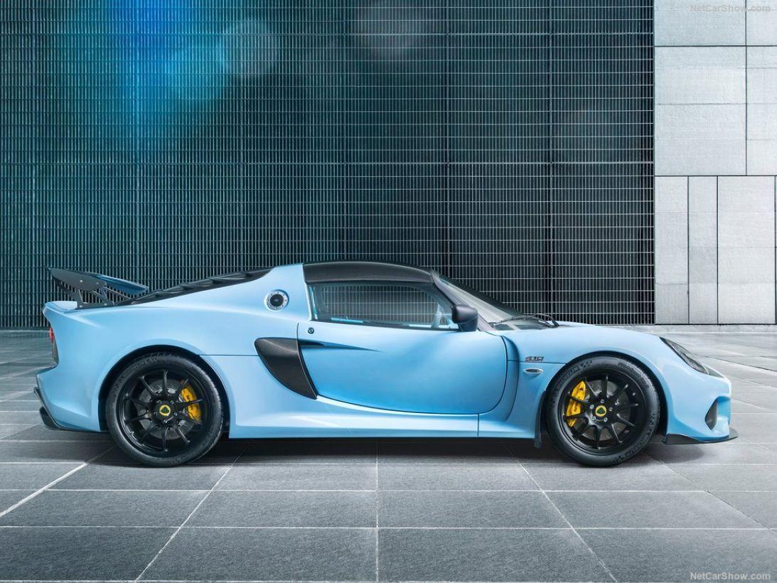 2018 Lotus Exige Sport 410 Lotus exige, Lotus car, Cool