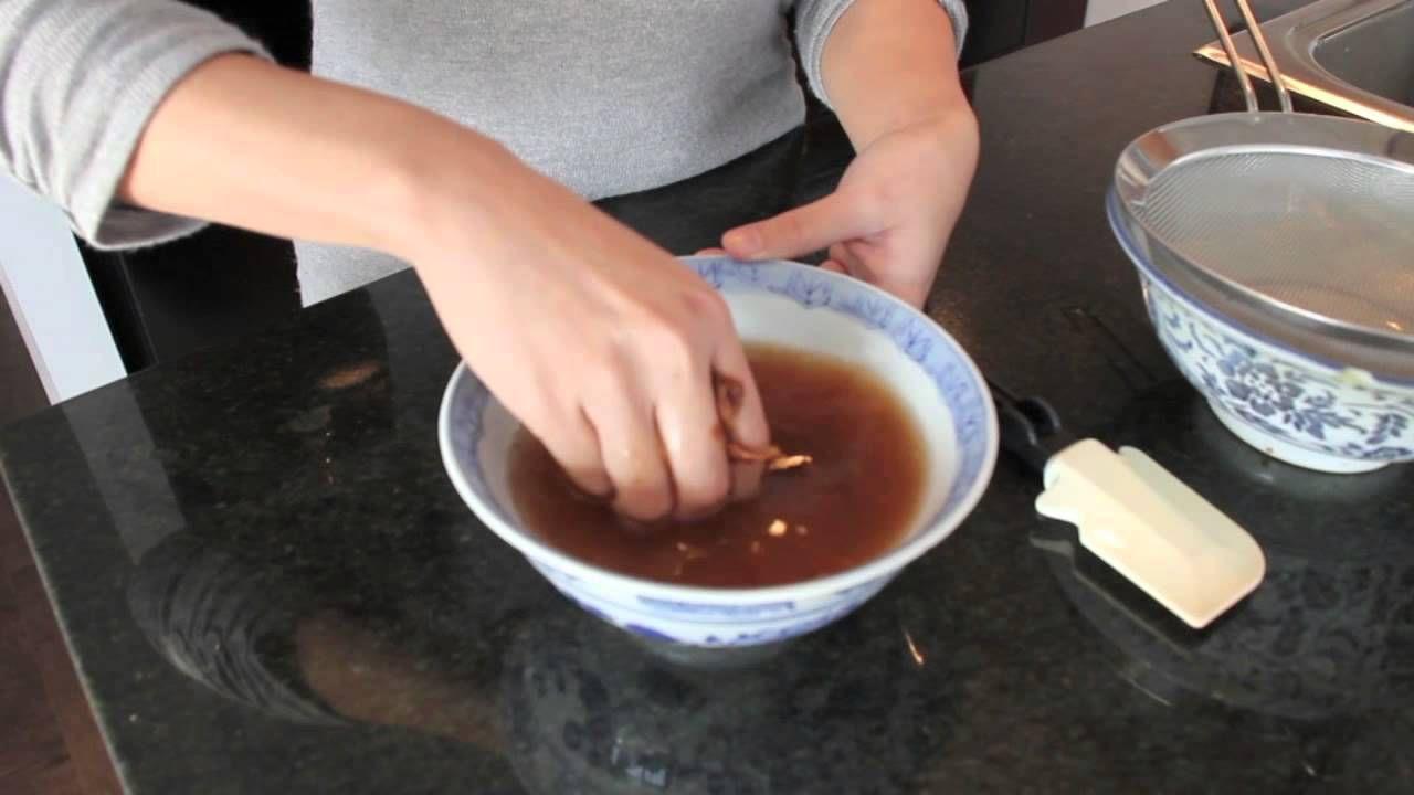 Htk Recipe