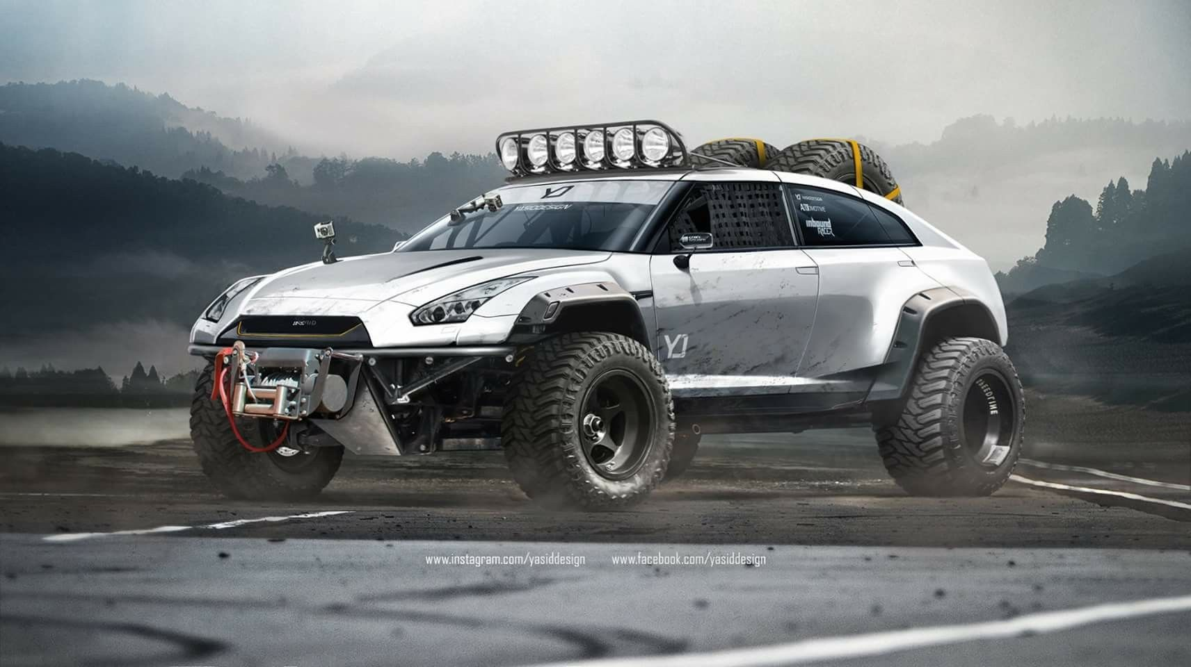 Pin By Emiliano Rubi On Virtual Tuning Futuristic Cars Super Cars Offroad Vehicles