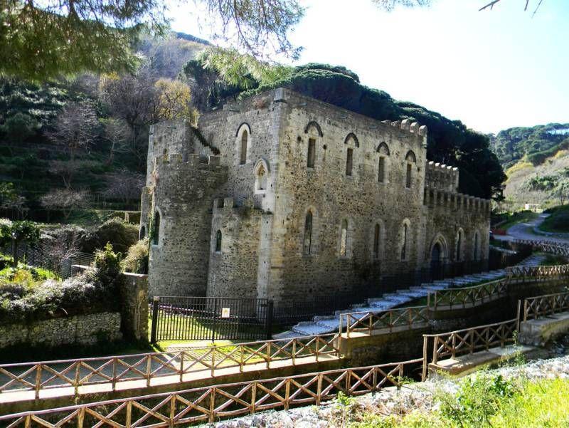 Vecchio monastero benedettino S.Maria della Valle, sentiero Badiazza