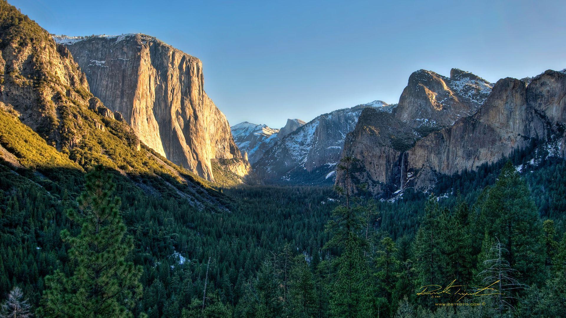 Mobile And Desktop Wallpaper Hd Yosemite Wallpaper Yosemite Yosemite Valley