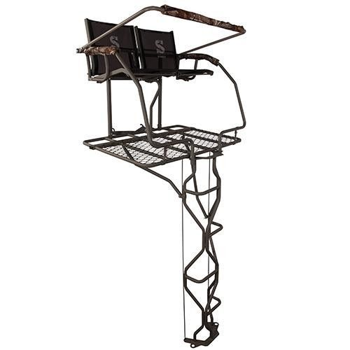 In Stock Now Ladder Stand Th Get Yours Today Http Www Thesurvivalplace Com Products Ladder Stand The Ladder Stands Hunting Stands Weather Resistant