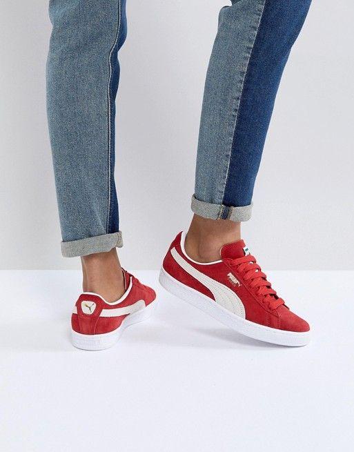 puma shoes, Puma suede