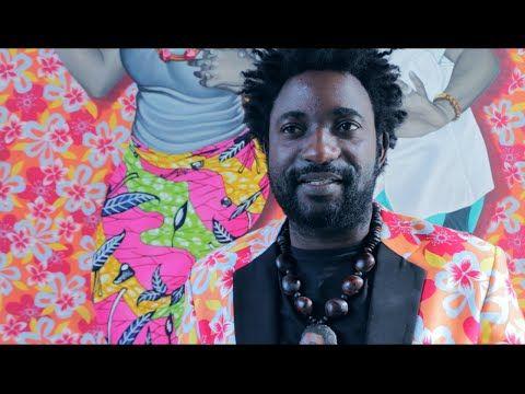 J.P Mika  artiste congolais à Kinshasa