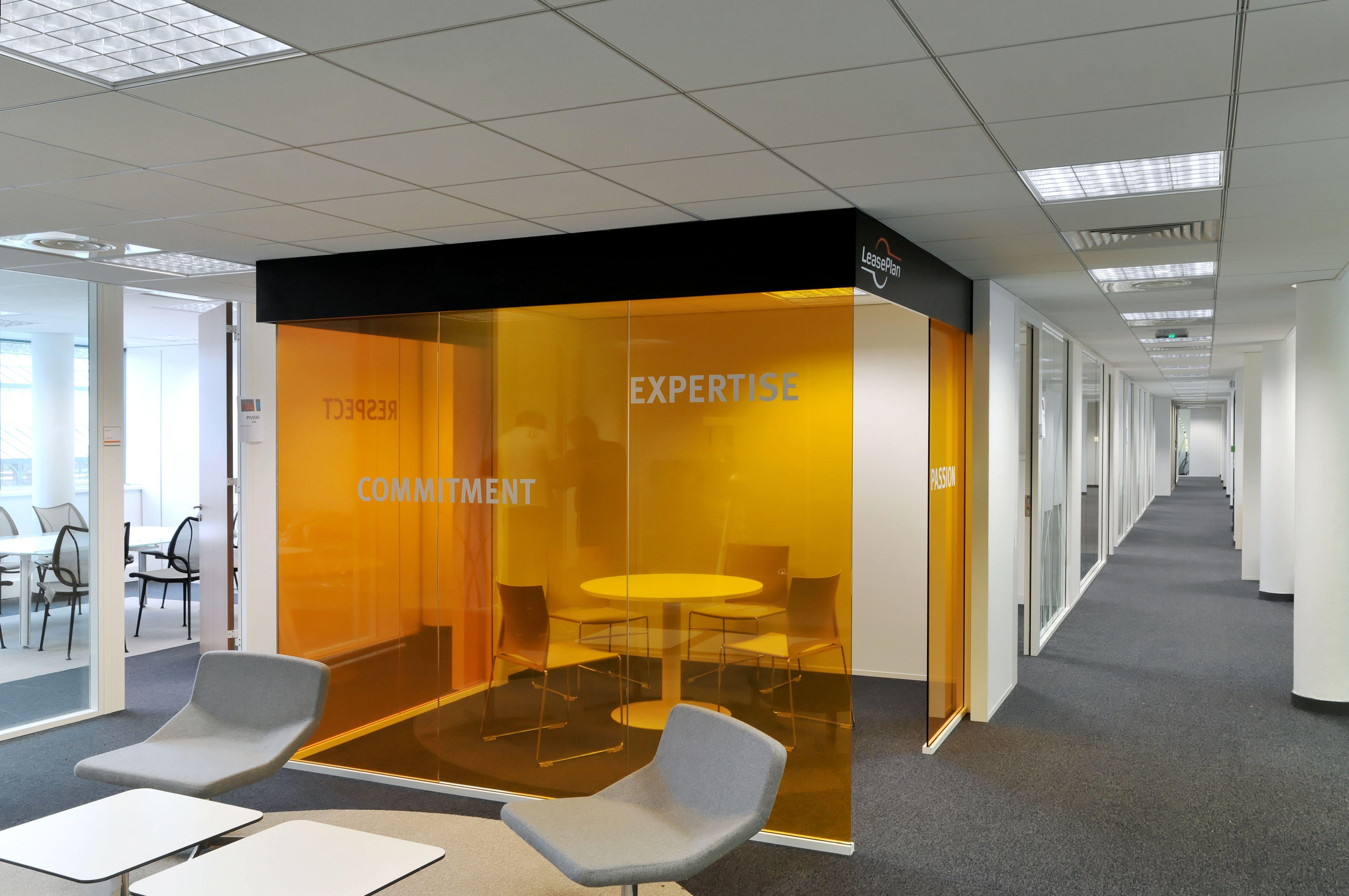 Espace Privé Architecturée Par Cléram. #style #design #bureau #architecture  #aménagement