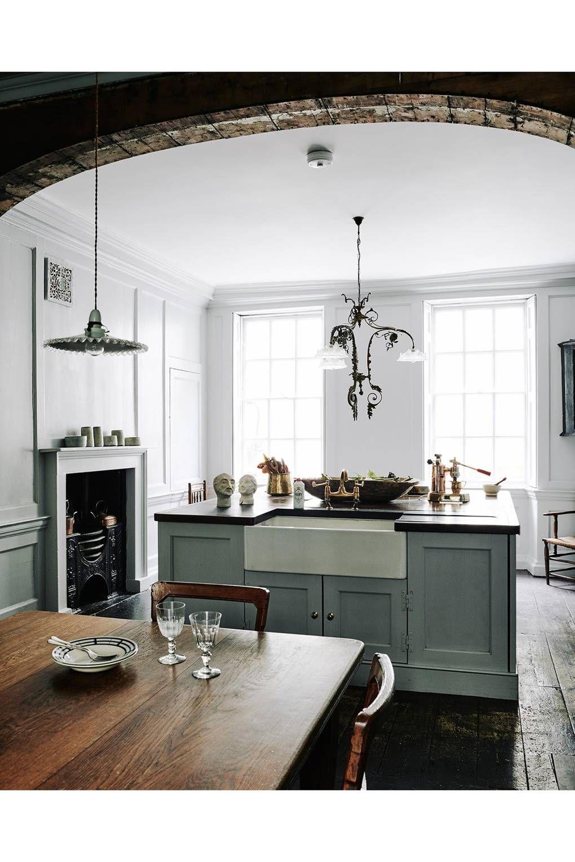 A Dream Eighteenth Century House In Bath Restored By Designer