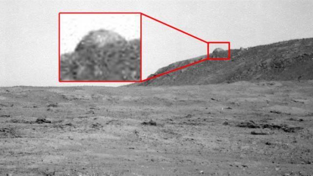 Strange Dome-Like Formations Found On Mars   Aliens   Nasa ...