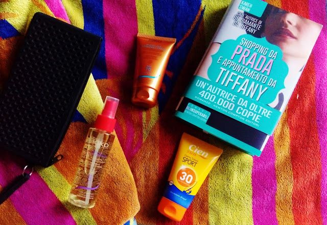 Il Beauty di Cocò: The Sweet Juicy Summer Challenge - My beach/pool E...
