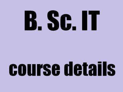 B Sc It Information Technology Career Scope Details Apnaahangout Technology Careers Information Technology Technology