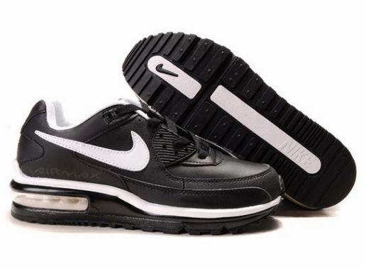 Nike Air Max Wright Mens BlackWhite | Nike air max wright