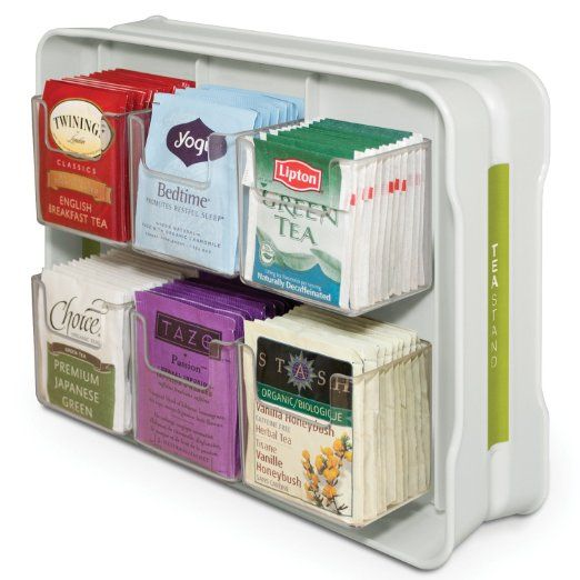This is a must for our RV- Amazon.com: YouCopia TeaStand 100  Tea ...