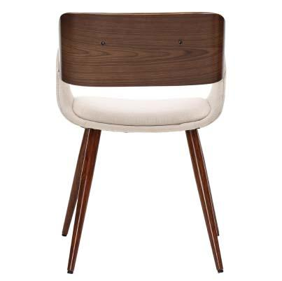Cyprus Dining Chair | Dining chairs, Upholstered seating ...