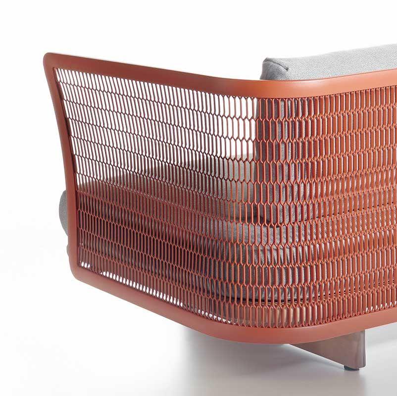 Kettal Mesh design by Patricia Urquiola | Kettal | Mobilier jardin ...