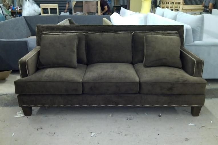 Gentil Custom Sofa, Traditional Sofa, Transitional Sofa, Custom Sofa Chicago, Custom  Sofa New