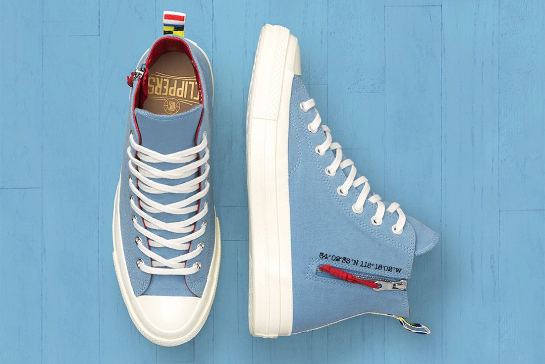 fe9ca313d3724 Converse celebrate this year s All-Star Weekend right by overhauling the All  Star s Chuck 70 variation.