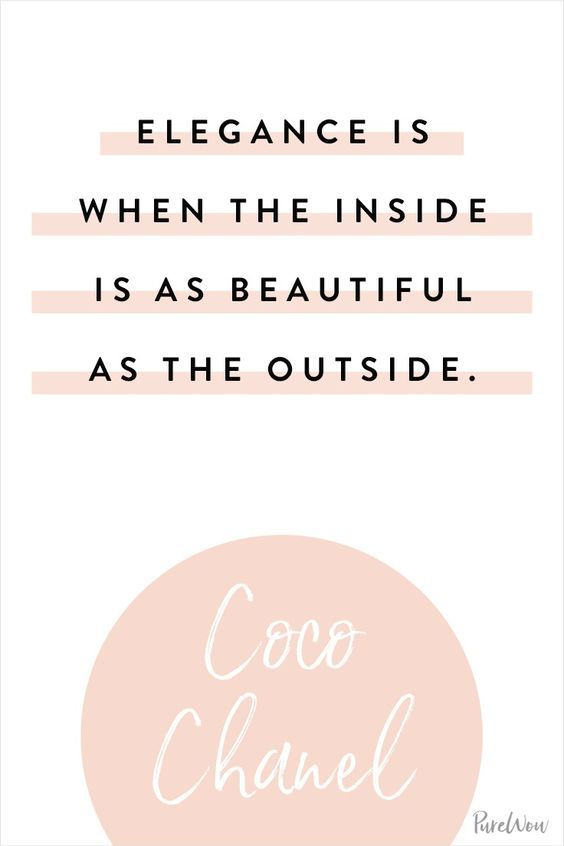 Quotes About Fashion, Beauty, and Style