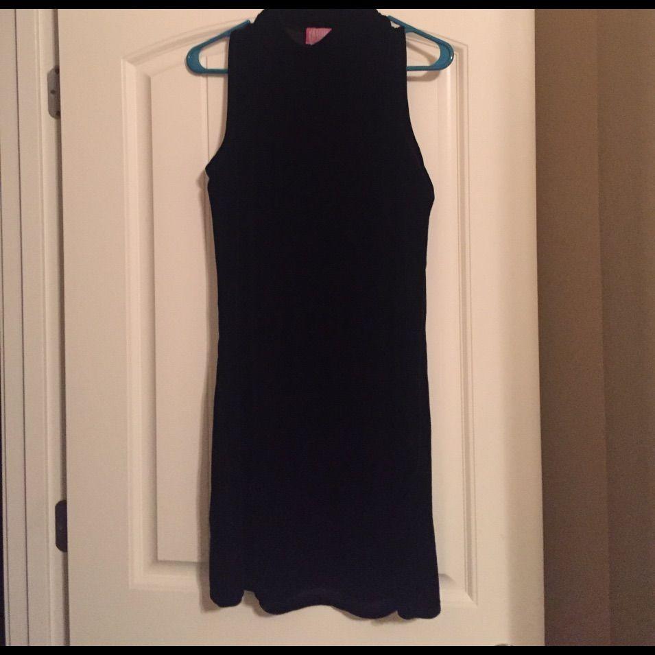 Black velvet dress products pinterest products