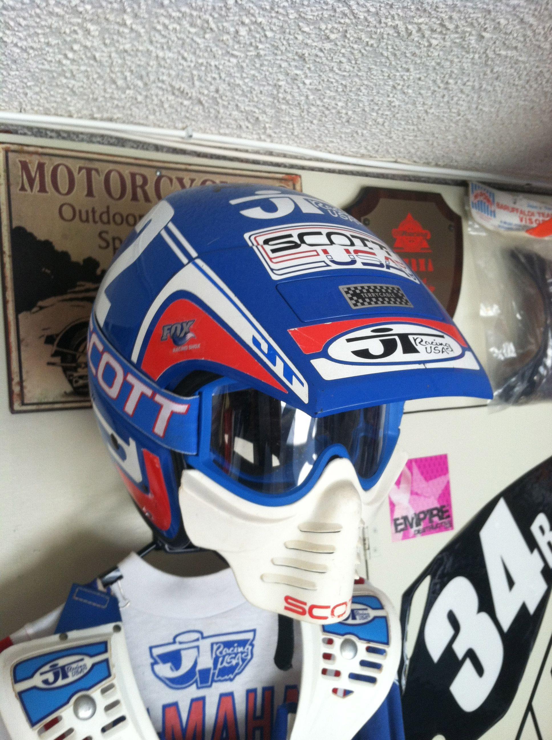 Vintage Gear Vintage Motocross Vintage Helmet Motocross Helmets