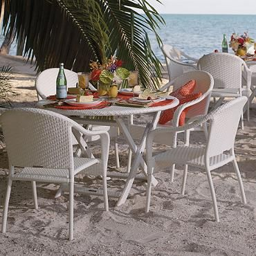 cafe curved back chairs and table set outdoor pinterest house