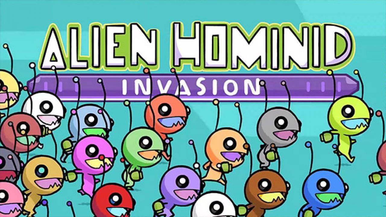 Co Op Arcade Shooter Alien Hominid Invasion Is Behemoth S New Game In 2020 Hominid News Games Xbox One