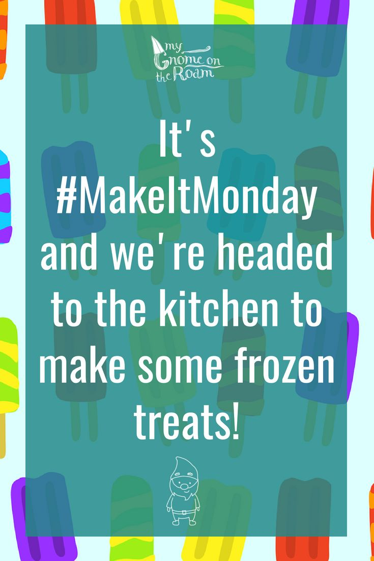 It\'s #MakeItMonday and we\'re headed to the kitchen to make some ...