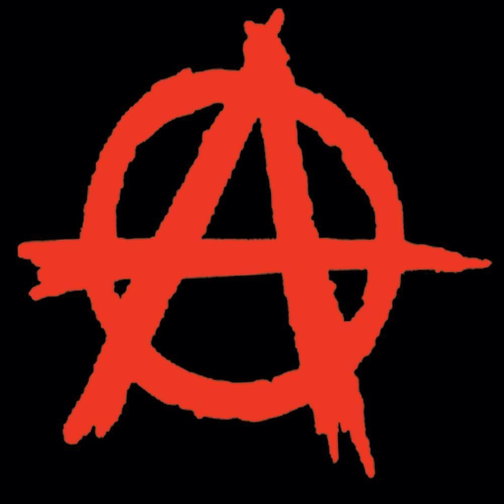 Anarchy Decal In 2021 Drawings Anarchy Guided Drawing