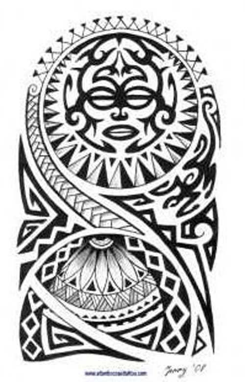 Maori Tattoos Bedeutung Vorlagen Desired De