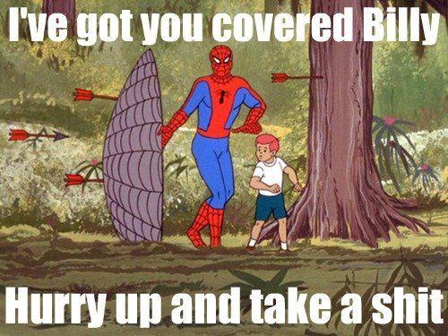 Image 121419 60 S Spider Man Spiderman Meme Spiderman Funny Meme Pictures