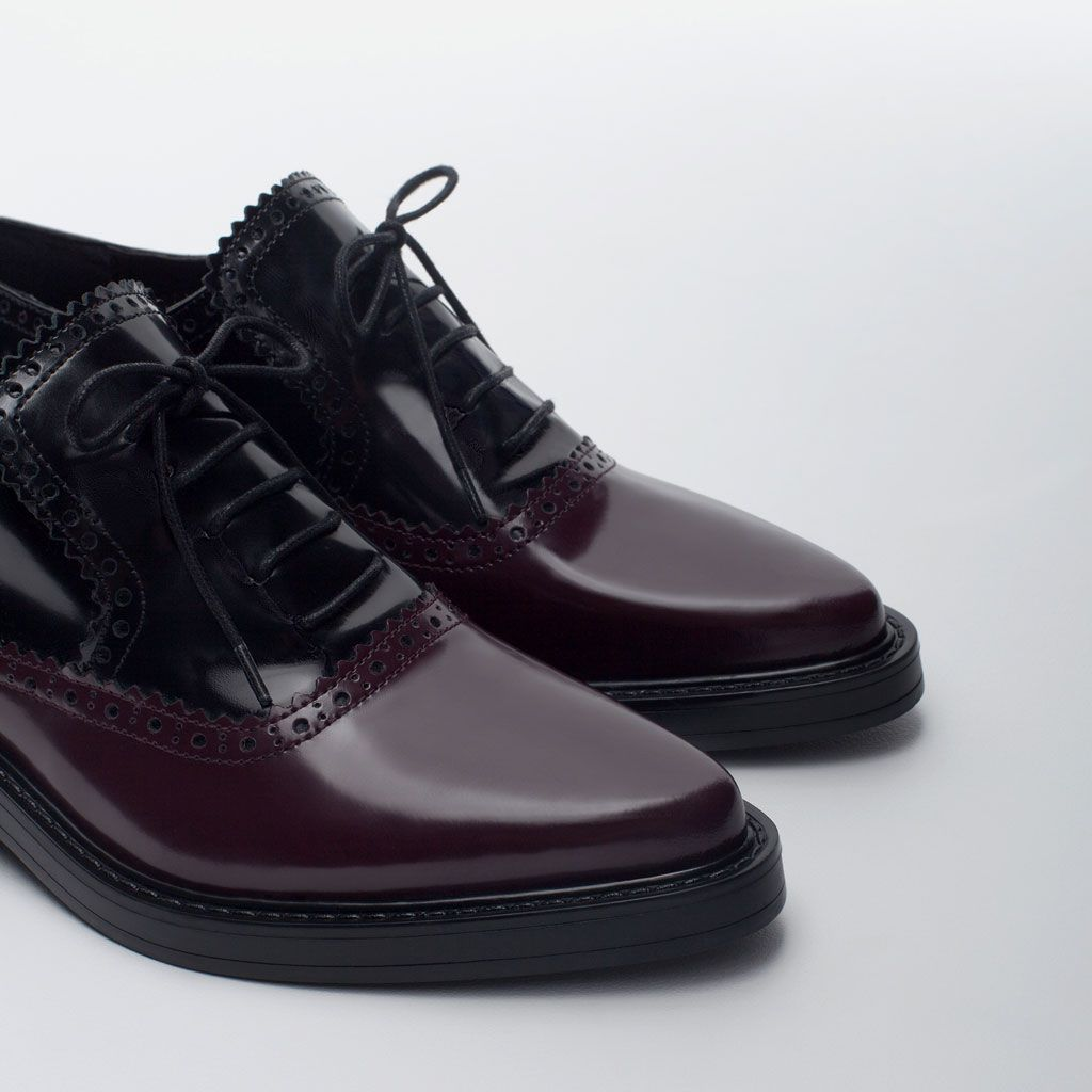 Combined Leather Flat Shoe Flats Shoes Woman Schoenen Schoenen Dames Platte Schoenen