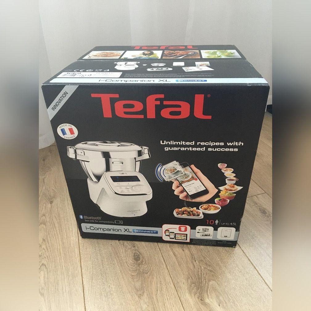 Nowy Tefal Icompanion Xl Fe90b1 Kup Teraz Za 2000 00 Zl Warszawa Allegro Lokalnie Tefal Innovation Success