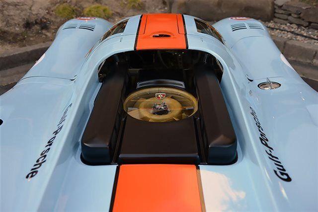 Big Fan: 1969 Porsche 917K
