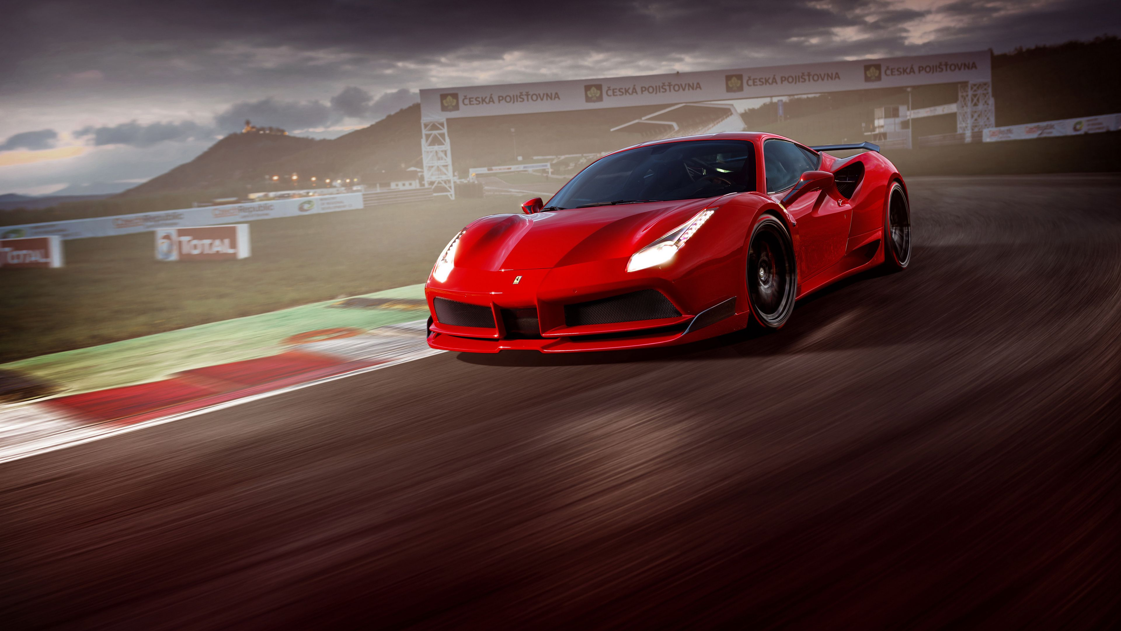 2017 Novitec Rosso Ferrari 488 Gtb Hd Wallpapers Ferrari Wallpapers Ferrari 488 Wallpapers 4k Wallpapers 2017 Cars Wallp Ferrari 488 Car Wallpapers Ferrari