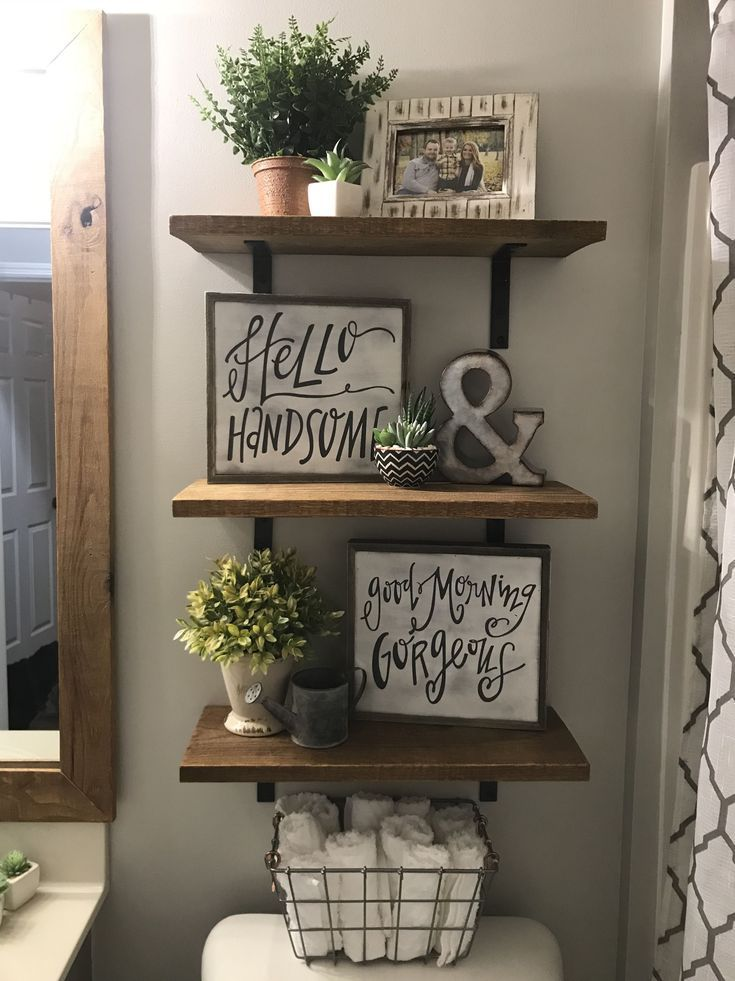 Photo of 29+ Best Rustic Bathroom Decor Ideas to Attempt in Your Home –  Rustic farmhouse…