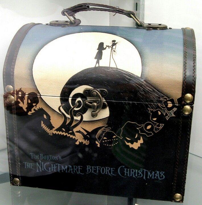 Nightmare Before Christmas lunchbox
