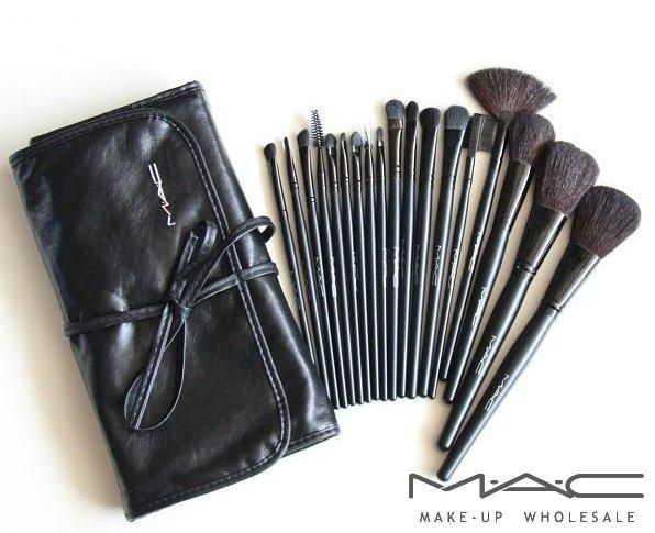 Image Result For Mac Cosmetics Makeup Brushes Roll Mac