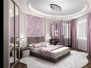 اجمل صور غرف نوم للعرسان جميلة 2021 In 2021 Apartment Bedroom Decor Master Bedroom Interior Design Apartment Interior Decorating