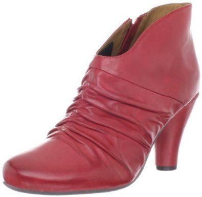 Would go great with jeans and a tee, especially the gray ones! #shoes #highheels #pumps #boots #booties #leather
